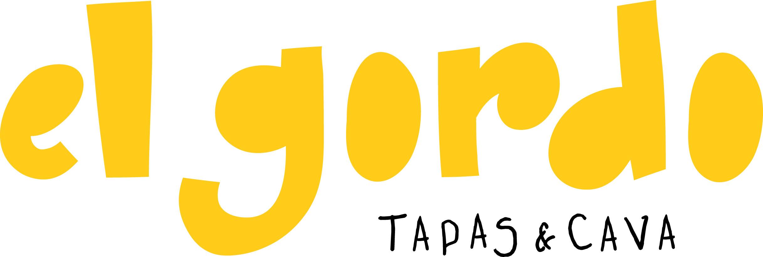 El Gordo_logga_gul_sv