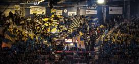 Bilder och film från HV71-Färjestad